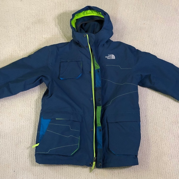 c39053d84 Boys The North Face Boundary Triclimate Jackets